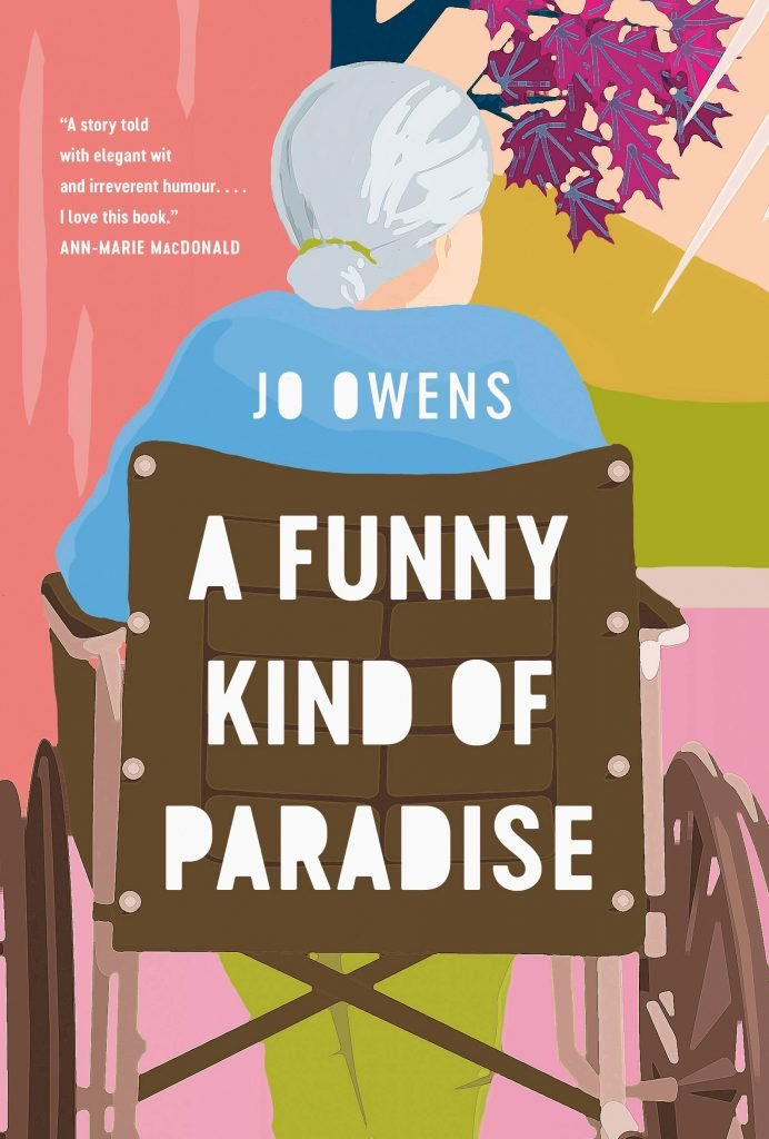 Cover of the book A Funny Kind of Paradise