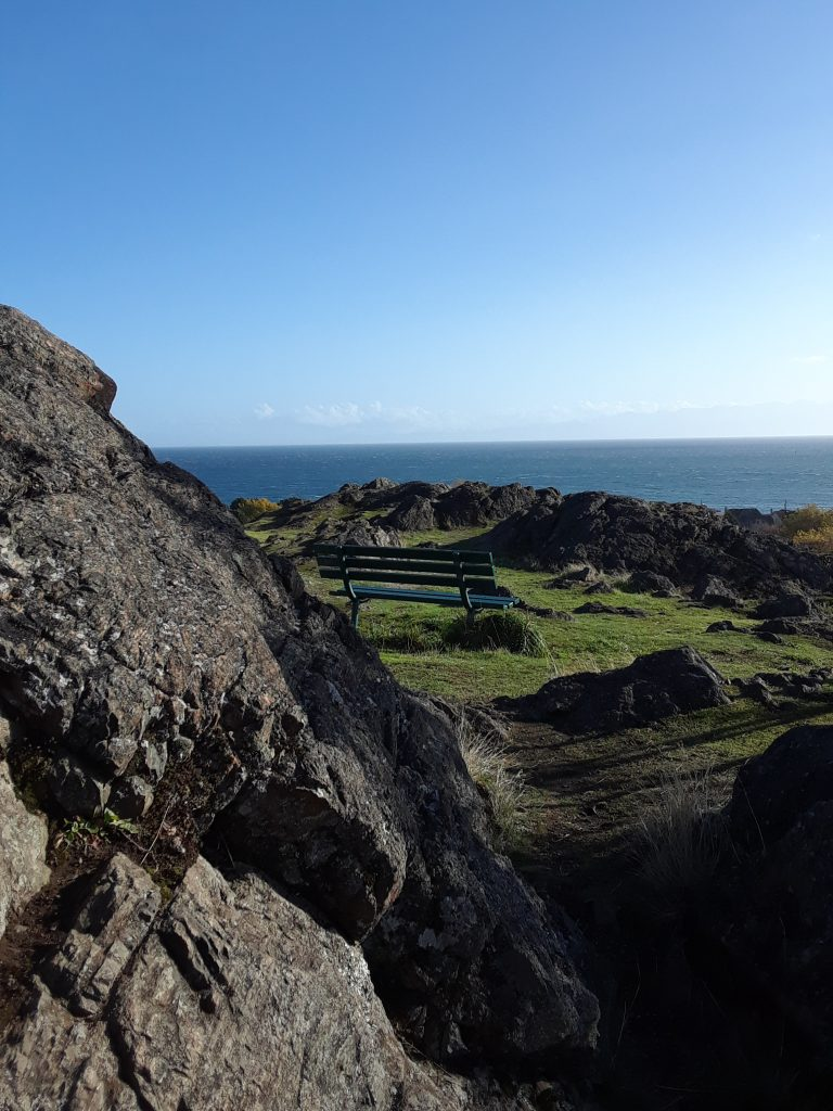 The view from Moss Rocks